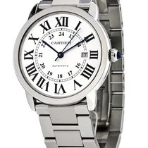 Cartier Ronde Solo Men's Watch W6701011