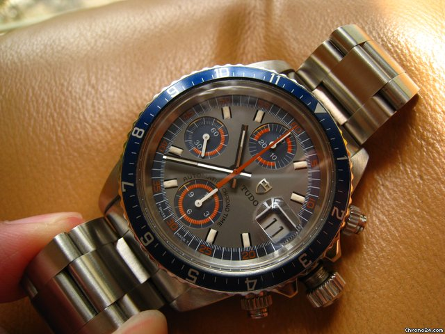 Tudor Monte Carlo BLUE Chrono