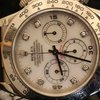 Rolex DAYTONA 16519 WHITE GOLD MOP DIAMONDS - MADREPERL...