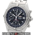 Breitling Chronomat Blackbird Chronograph Stainless Steel...