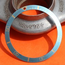 Rolex SUBMARINER INSERT FADED BLUE 5512, 5513, 1680, 79090, 7024