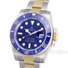 Rolex Submariner Date Steel Yellow Gold Blue Dial 40MM