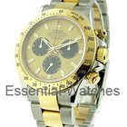Rolex Used Daytona 2 Tone with Paul Newman Dial 116523