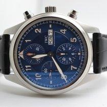 IWC Fliegerchronograph 3717 Laureus Sport for Good Automatik