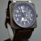 Bell & Ross BR 01 Altimeter