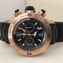 Jaeger-LeCoultre Master Compressor Diving GMT Chronograph Rose...