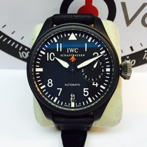 IWC Big Pilot Top Gun 7Days Power Reserve Ceramic Titanium 4