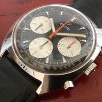 Enicar Handaufzugs Chronograph  1970  Vintage mit Orig. Box