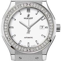 Hublot Classic Fusion Automatic Titanium 42mm 542.ne.2010.lr.1204