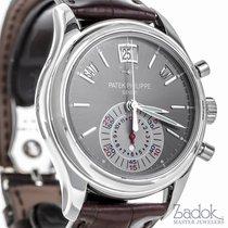 Patek Philippe Annual Calendar Platinum 950 Men's 40.5mm...