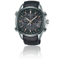 Seiko Astron Chronographe Quartz GPS Solaire SSE023J1