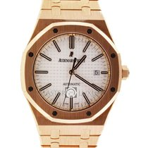 Audemars Piguet 15400OR.OO.1220OR.02 Royal Oak Automatic Rose...