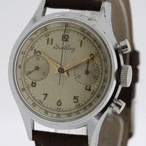 Breitling Vintage Chronograph Watch Ref. 1191 Cal. VENUS 188...