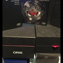 Oris BOX/ BOITE ORIS ( CHRONOSUISSE )