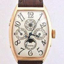Franck Muller Casablanca Curvex Quantieme Perpetual Calendar 5850