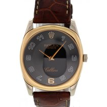 Rolex Cellini Danaos 18k RG & WG 4233