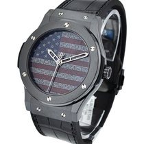 Hublot 511.CM.1190.GR.USA11 Classic Fusion 45mm Liberty Bang...