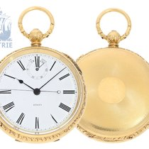Pocket watch: extremely rare and important English deck watch...
