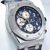 Audemars Piguet Royal Oak Offshore Blue Watch B/papers new...