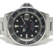 Rolex Submariner RED meters first