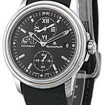 "Blancpain ""Leman Timezone"" Dual Time."