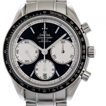 Omega Speedmaster Racing Co-Axial Stahl Automatik Chronograph...
