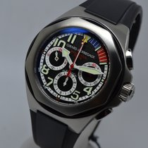 Girard Perregaux BMW Oracle Racing Laureato USA 98 Flyback NEW