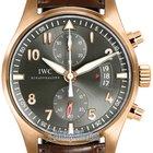 IWC Pilot's Watch Spitfire Chronograph Mens Watch