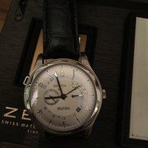 Zenith Grande Class Réserve de Marche & Dual Time