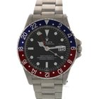 Rolex Men's Vintage Rolex GMT-Master S/S Pepsi Dial Watch...