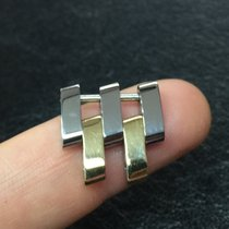 Breitling Link Maglia Chronomat 18 mm Acciaio steel oro gold