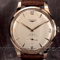 Longines Classic Vintage 1954 Large 37,3mm Pink Gold &...