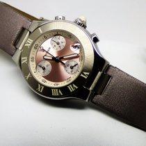Cartier Must 21 Chronoscaph -New-