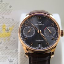 IWC IW500702 Portugieser Automatic Rose Gold