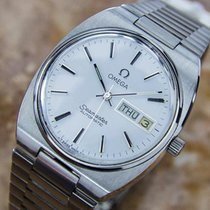 Omega Seamaster Vintage Swiss Made Stainless Steel 1970 Men...