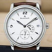 Blancpain Villeret Ultra Slim Power Reserve SS White Dial