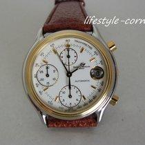 Baume & Mercier Chronograph - Baumatic / Ref. 6103 (Stahl...