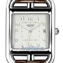 Hermès Cape Cod Quartz Large TGM 040168ww00