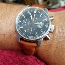 Fortis Flieger Neue Fortis Flieger Automatik Chronograph