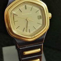 Jaeger-LeCoultre albatros pvd steel and 18kt gold yellow lady...