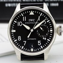 IWC IW500401 Big Pilot 7 Day SS (25066)