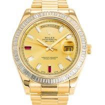 Rolex Watch Day-Date II 218398