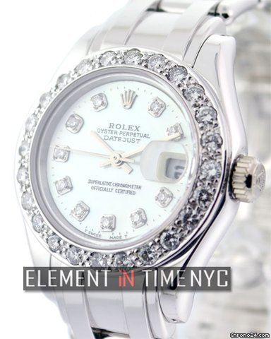 Rolex Datejust Pearlmaster 26mm 80299