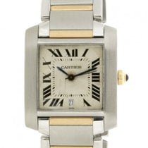 Cartier Tank Francaise W51005q4 Steel-yellow Gold, Automatic