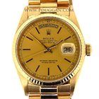 Rolex 18k yellow gold Gent's Day/Date President