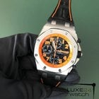 Audemars Piguet Royal Oak Offshore Volcano Chronograph...