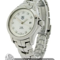 TAG Heuer Ladies Link Diamond Dot Dial