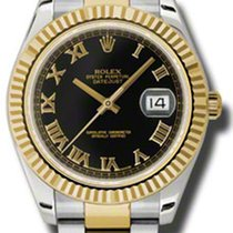 Rolex 116333 bkro Datejust II 41mm - Steel and Gold Yellow Gold -