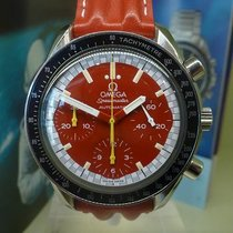 Omega vintage 1995 speedmaster schumacher reduced ref 175.0032...