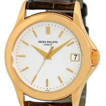 Patek Philippe Gent's 18K Yellow Gold  Ref. # 5107-J...